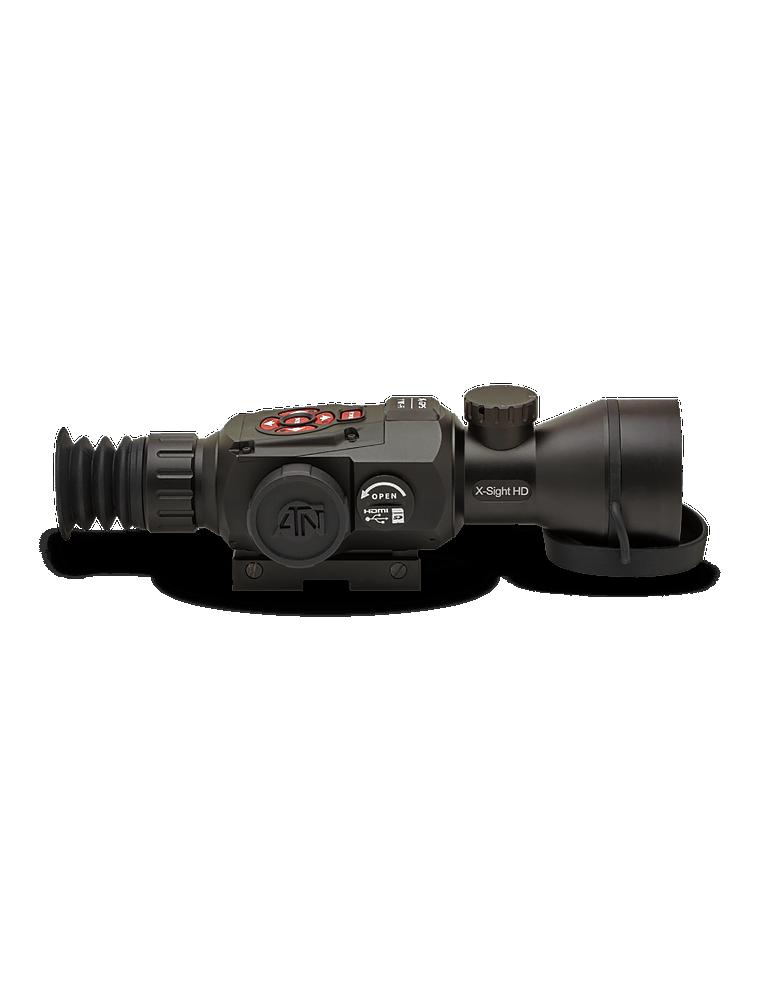 ATN X-SIGHT II HD 5-20x85 VISOR NOCTURNO DIGITAL DIA NOCHE