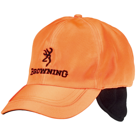 GORRA BROWNING WINTER FLEECE