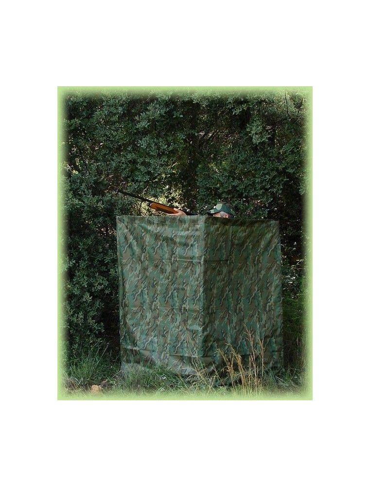 Pantallas de camuflaje para puestos