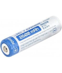 BATERIA RECARGABLE 18650 3.7V JETBEAM