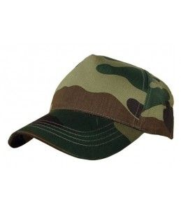 GORRA DE CAMUFLAJE REGULABLE BENISPORT
