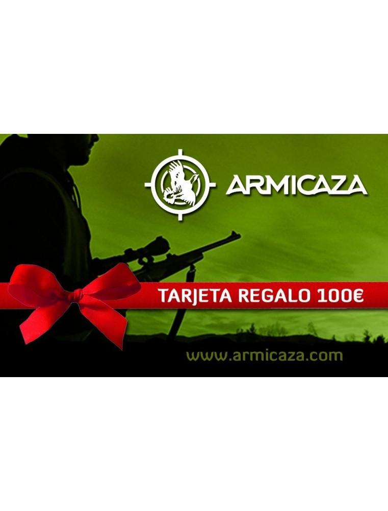 TARJETA REGALO ARMERIA ARMICAZA