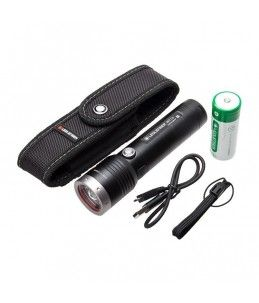 LINTERNA LED LENSER MT14 RECARGABLE