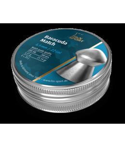H&N SPORT BARRACUDA MATCH 5.5MM 22CAL 200 BALINES