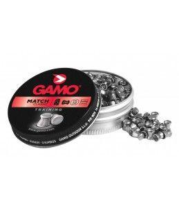 PERDIGON GAMO MATCH 500U CAL 4.5