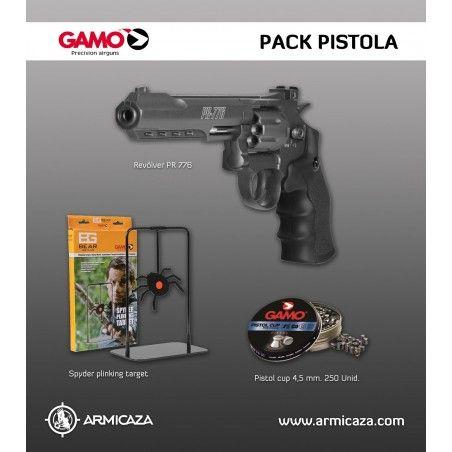 PACK NAVIDAD PISTOLA 17-18 GAMO PR-776