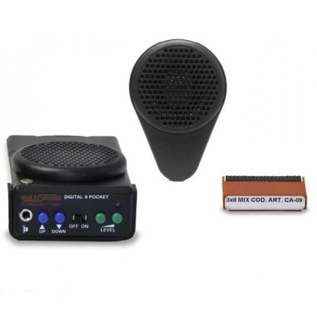 REPRODUCTOR DE CANTOS MULTISOUND D8 POCKET