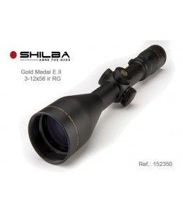 VISOR DE CAZA SHILBA GOLD MEDAL 3-12X56 IRG 4