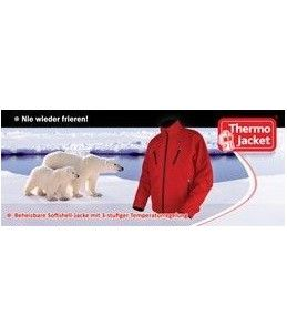 CHAQUETA THERMO CALEFACTABLE