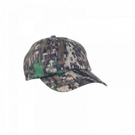 DEER HUNTER PREDATOR CAP W. TEFLONCol.: 80-IN-EQ Camouflage GORRA DE CAZA