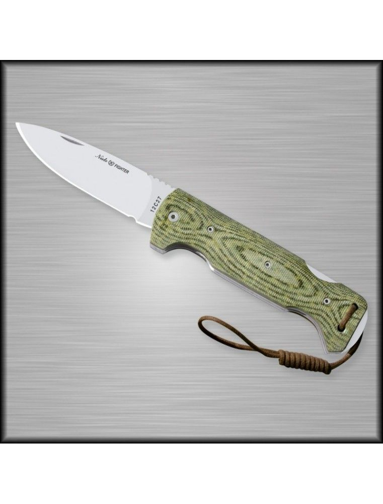 NAVAJA NIETO FIGHTER BOHLER KATEX VERDE