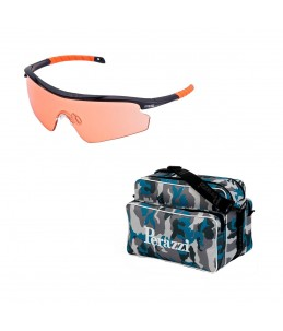 Pack San Valentín Kit Gafas Randolph + Bolsa Perazzi Camuflaje Azul