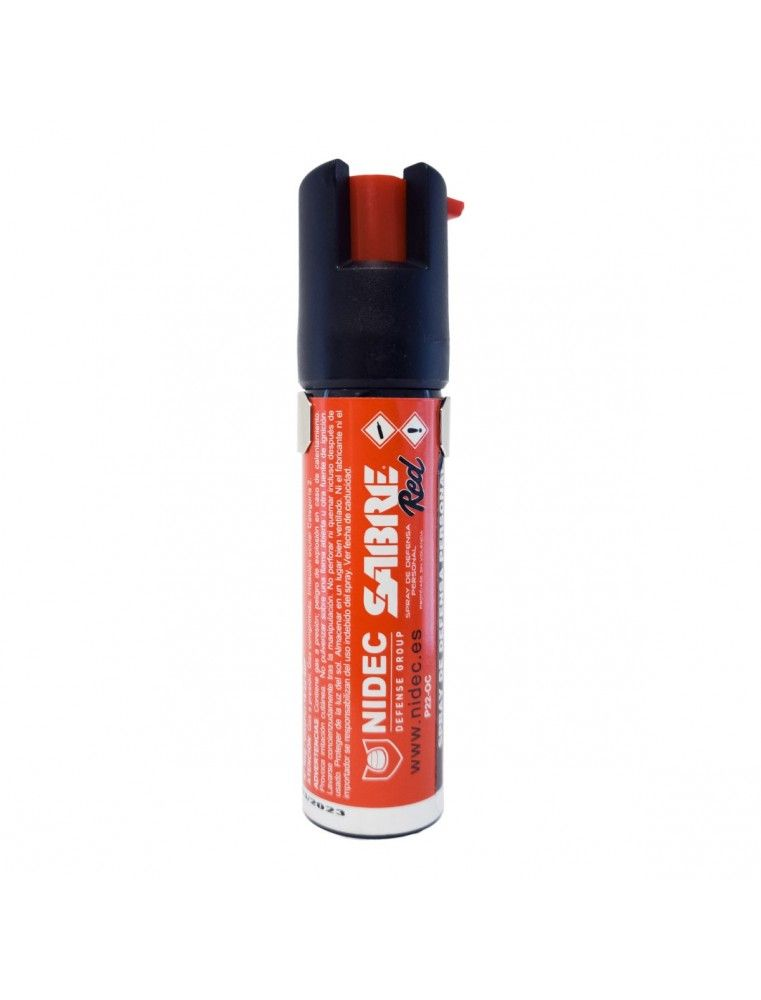 SPRAY DE DEFENSA PERSONAL HOMOLOGADO SABRE RED
