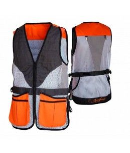 Chaleco de tiro Benisport Red Orange Haya