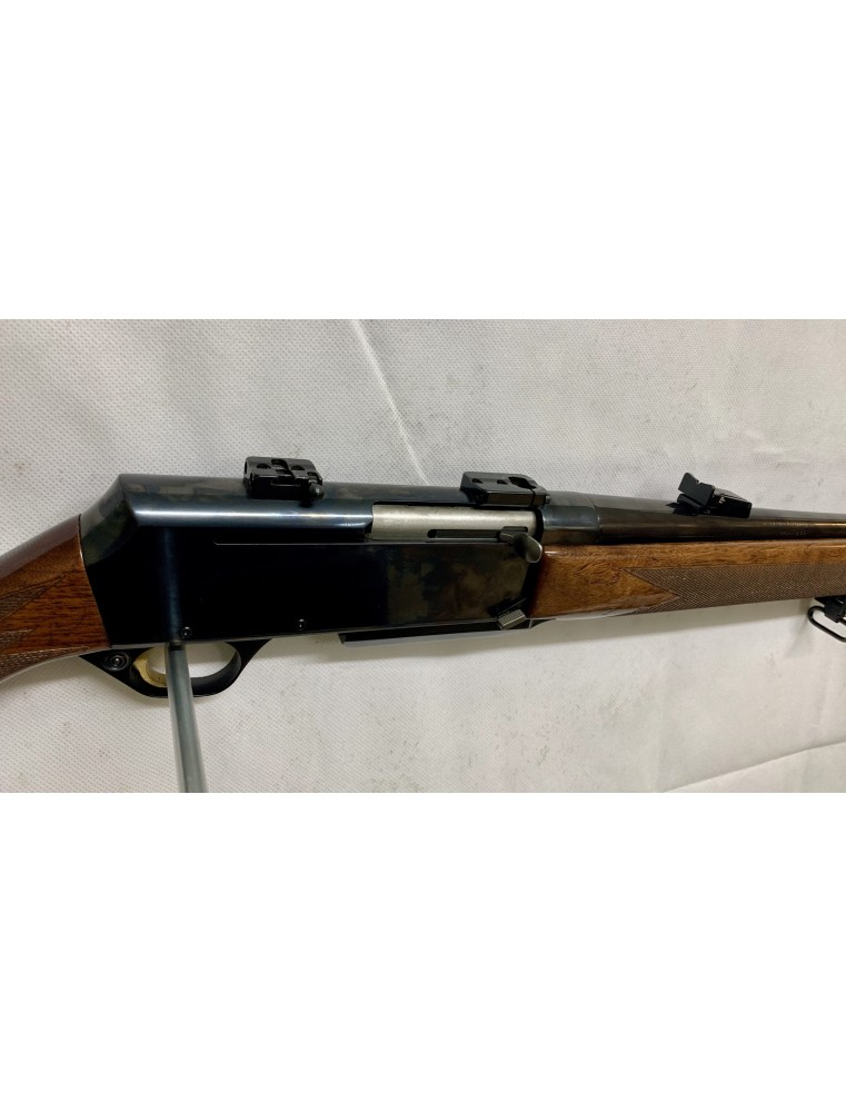 BROWNING BAR-II RIFLE SEMI AUTOMATICO USADO DE CAZA