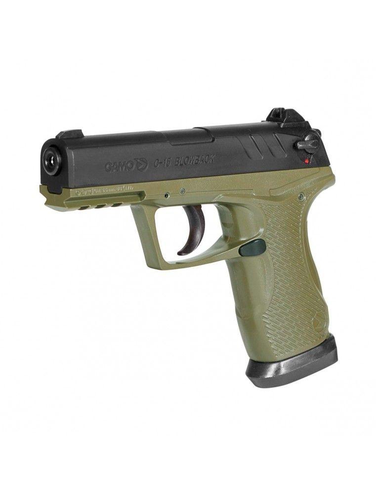 GAMO C-15 BLOWBACK OLIVE DRAB Pistola CO2