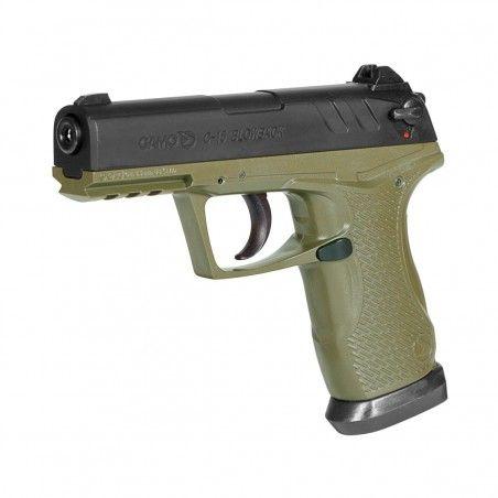 GAMO C-15 BLOWBACK OLIVE Pistola CO2