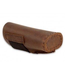 Huetter Protector de cuero de boca de canon  doble canon cal16