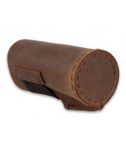 Huetter Protector de cuero de boca de canon driling cal12