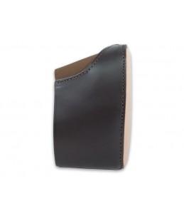 Huetter Protector para culata  marron oscuro altura 12 cm