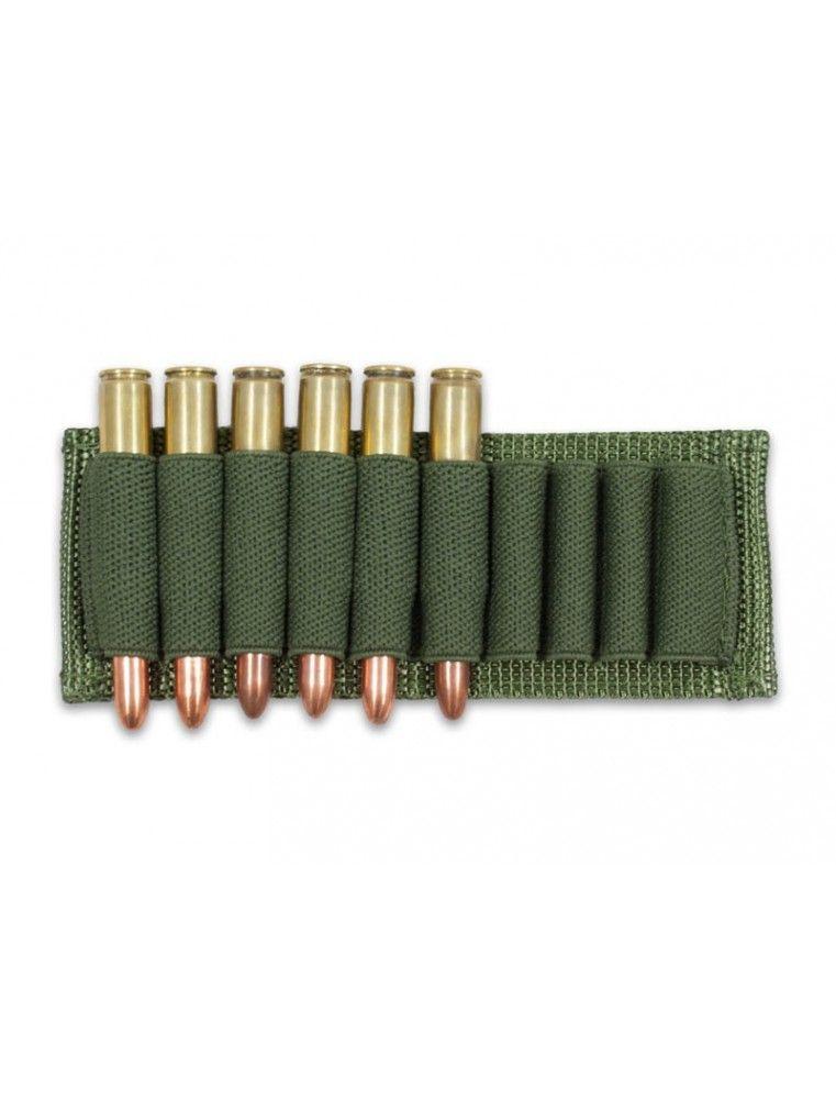 Huetter Cargador de cordura para cinturon 10x balas
